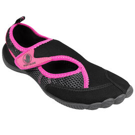 Body Glove Aqua Women's Horizon Shoe - Black/Pink - Size 5-11