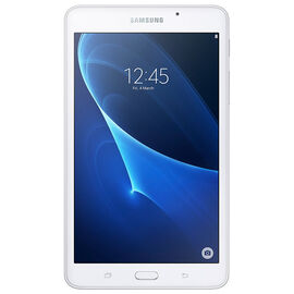 Samsung Tab A 7inch Tablet - White - SM-T280NZWAXAC