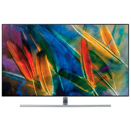 Samsung 55-in QLED 4K Smart TV - QN55Q7FAMFXZC