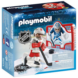 Playmobile NHL Shooting Pad - 50717