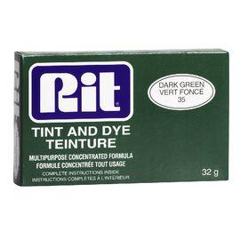 Rit Fabric Dye - Dark Green