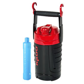 Igloo Professional with Ice Stick - Red/Black - 2L