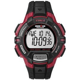 Timex Ironman 30-Lap Rugged Watch - Black/Red - T5K792GP