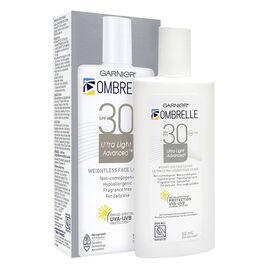 Ombrelle Ultra-Fluid Sunscreen Lotion - Face - SPF 30 - 50ml