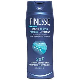 Finesse 2 in 1 Shampoo & Conditioner - 300ml