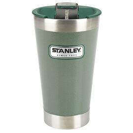 Stanley Vacuum Steel Pint - Green - 16oz