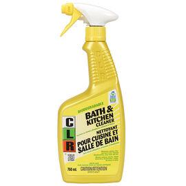 CLR Bathroom & Kitchen Cleaner - 760ml