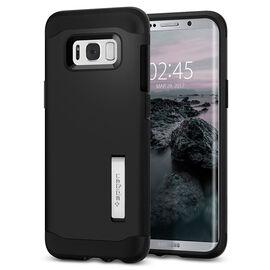 Spigen Slim Armor Case for Samsung Galaxy S8 Plus - Black - SGP571CS21122