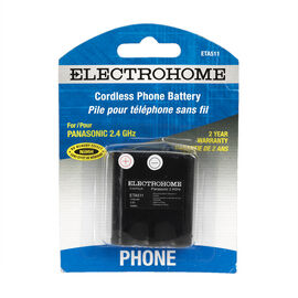 Electrohome ETA511 - Phone battery - rechargeable - NiMH - 1300 mAh