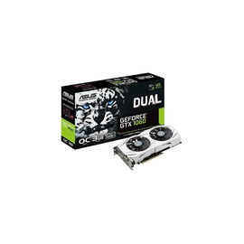 ASUS Dual GTX1060 3G OC Gaming Video Card