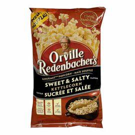 Orville Redenbacher's Gourmet Popcorn - Assorted Flavours - Sweet and Salty Kettlecorn - 220g