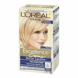 L'Oreal Excellence Cream