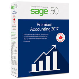Sage 50 Premium Accounting 2017