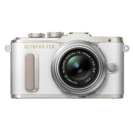 Olympus PEN E-PL8 with 14-42mm IIR Lens