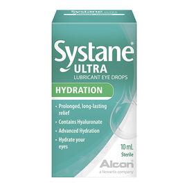 Systane Ultra Lubricant Eye Drops - Hydration - 10ml