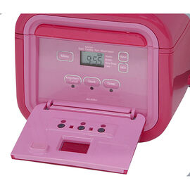 Tiger 4 in 1 Rice Cooker - Pink - 3 Cups