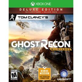 PRE-ORDER: Xbox One Tom Clancy's Ghost Recon Wildlands Deluxe Edition