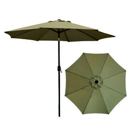Bond Crank & Tilt Umbrella - 9 feet