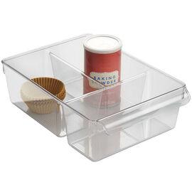 InterDesign Linus Pullz Cabinet Organizer - Clear
