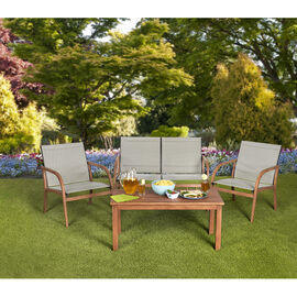 Melville Patio Set- 4 piece - AP3637