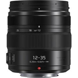 Panasonic LUMIX G X VARIO 12-35mm F2.8 II ASPH. Lens - Black - HHSA12035