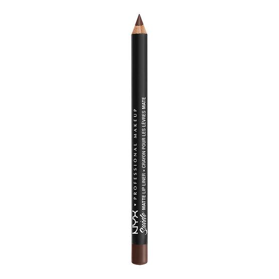NYX Professional Makeup Suede Matte Lip Liner - Club Hopper