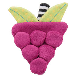 Sassy Freezies Grapes Terry Teether