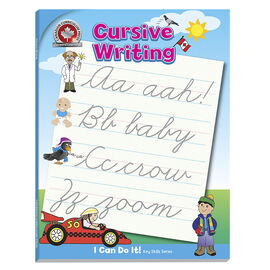 Canadian Curriculum Press Cursive Writing