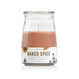 Yummi Jar Candle - Baked Spice - 18oz