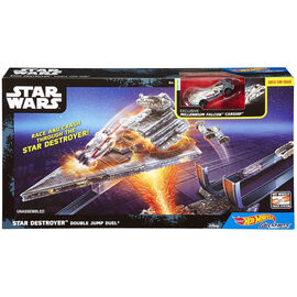 Hot Wheels Star Wars Carships Track - Assorted
