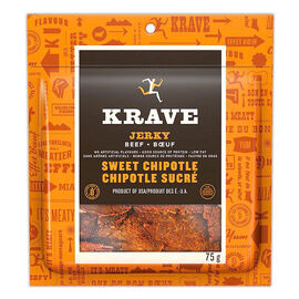 Krave Beef Jerky - Chipotle - 75g