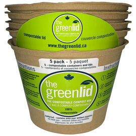 The Greenlid Refill Pack - 5 pack