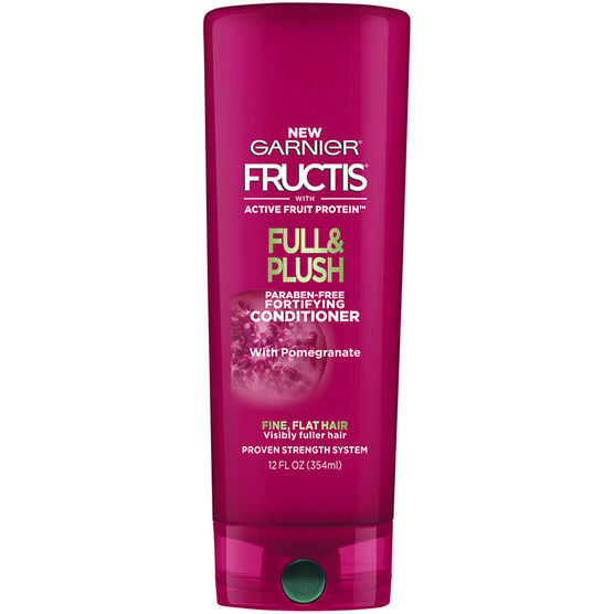 Garnier Fructis Full & Plush Conditioner - 354ml
