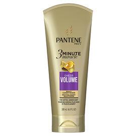 Pantene Pro-V 3 Minute Deep Conditioner - Sheer Volume - 180ml