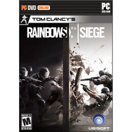 PC Rainbow Six Siege