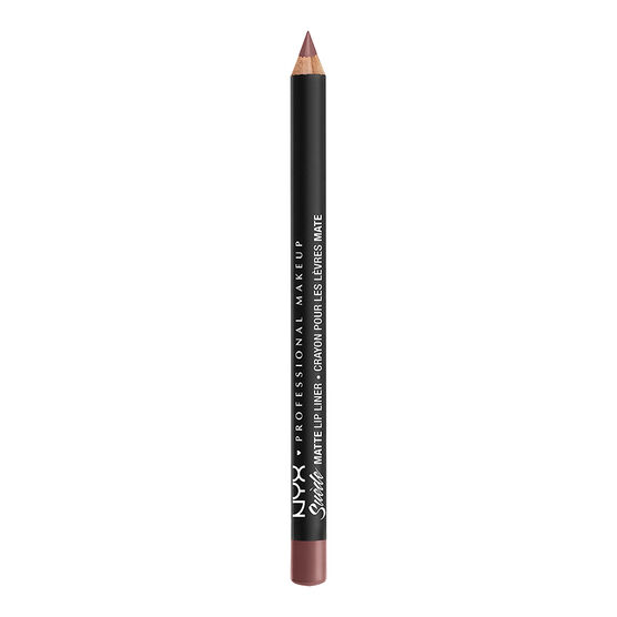 NYX Professional Suede Matte Lip Liner - Whipped Cavier