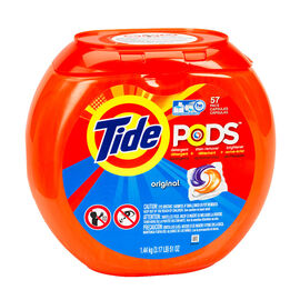 Tide Laundry Pods - Original - 57's