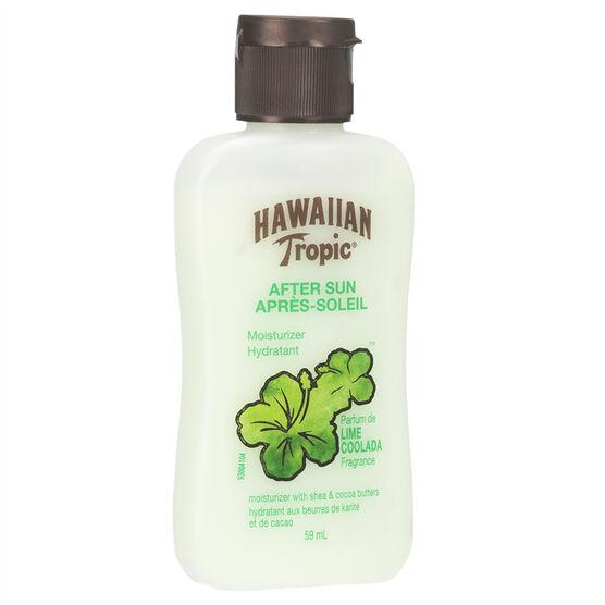 Hawaiian Tropic After Sun Moisturizer - Lime Coolada - 59ml