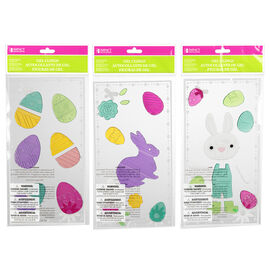 Easter Gel Clings - Assorted