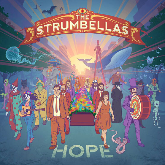 The Strumbellas - Hope - Vinyl