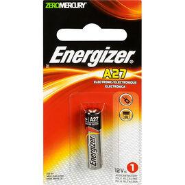 Energizer Photo 12V Battery - A27