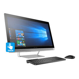 HP Pavilion All-in-One 27-a230 Desktop Computer - 27 Inch - Intel i5 - Z5M04AA