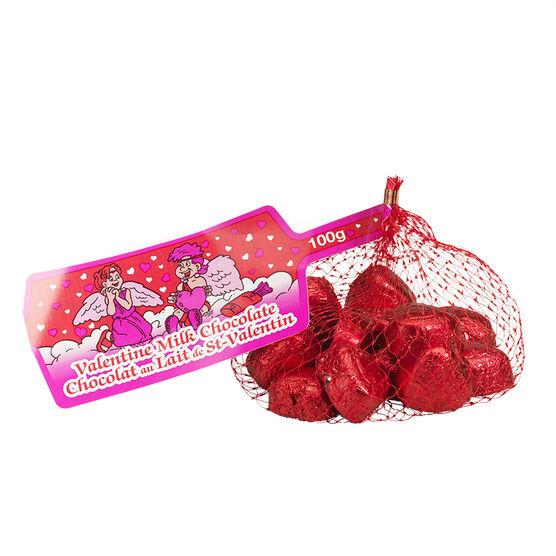 Regal Chocolate Hearts - 100g