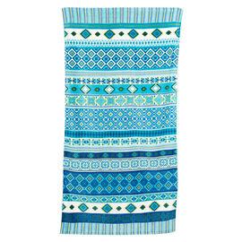 Aquatic Theme Beach Towel