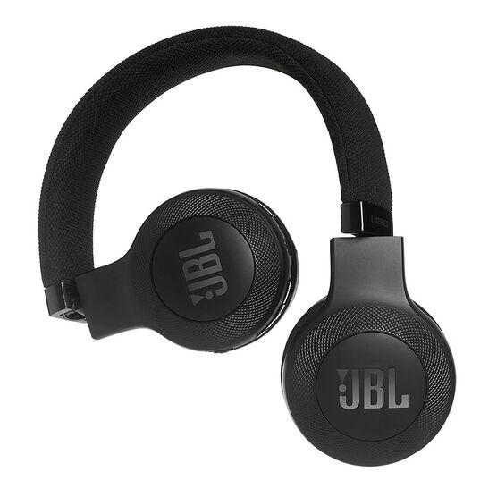 jbl e45 bluetooth headphones black jble45btblk. Black Bedroom Furniture Sets. Home Design Ideas