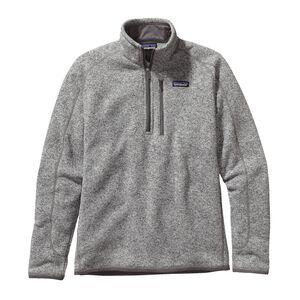 M's Better Sweater™ 1/4-Zip, Stonewash (STH)