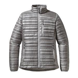 W's Ultralight Down Jacket, Feather Grey (FEA)