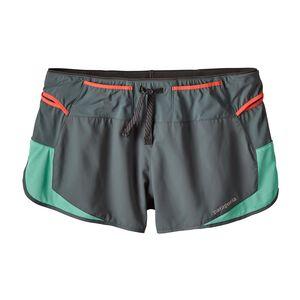 "W's Strider Pro Shorts - 2 1/2"", Nouveau Green (NUVG)"