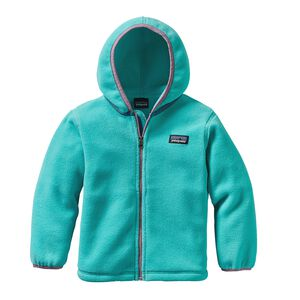 Baby Synchilla® Cardigan, Strait Blue (STRB)