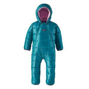 Infant Hi-Loft Down Sweater Bunting, Elwha Blue (ELWB)